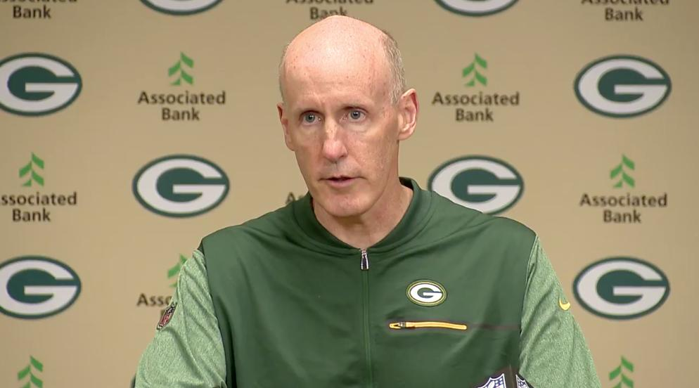 Morning Buzz  Fresh starts for Packers on offense and defense 08570bcc4