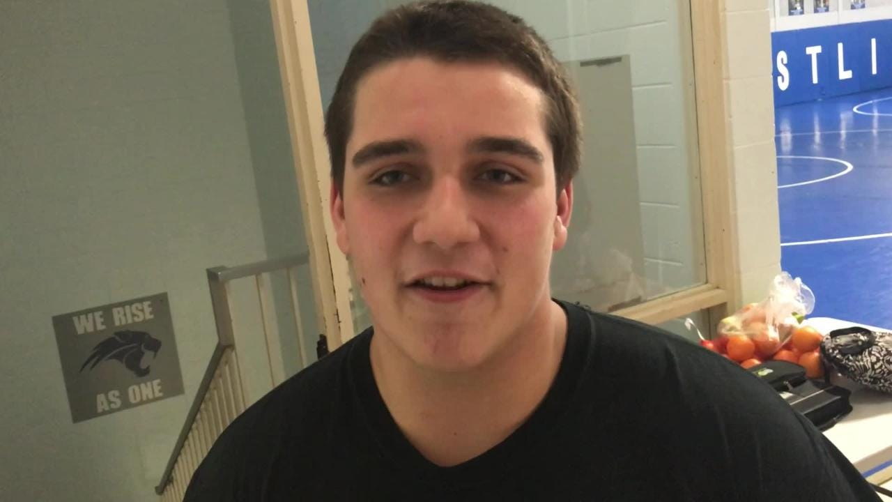 Senior Spotlight Video: Oshkosh West wrestler Andrew Kalfas