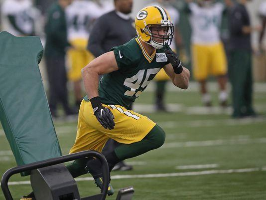 Aaron Nagler fielded Packers fans' questions in a Facebook Live chat on Friday afternoon. (Jan. 26, 2018)