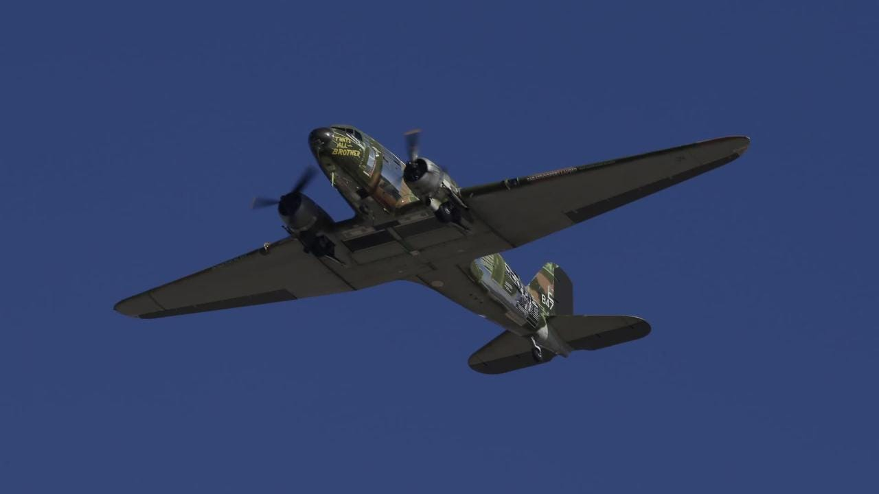'That's All, Brother' takes flight after restoration