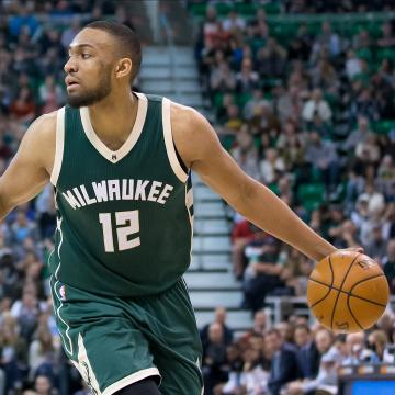 Milwaukee Bucks forward Jabari Parker will take the court Friday night against the New York Knicks for his first game action in nearly a year since injuring his knee on Feb. 2, 2017.
