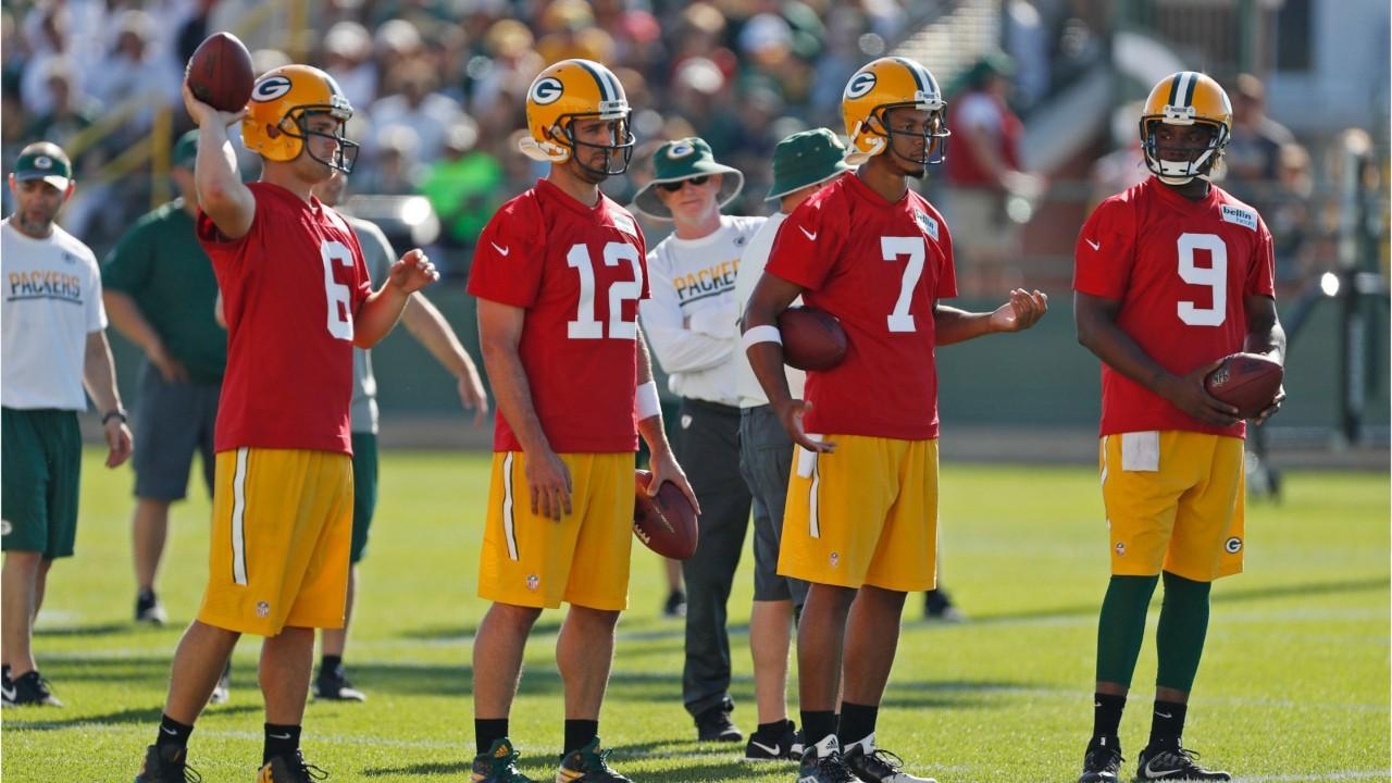 A quick look at where the Packers stand at the quarterback position heading into the offseason.