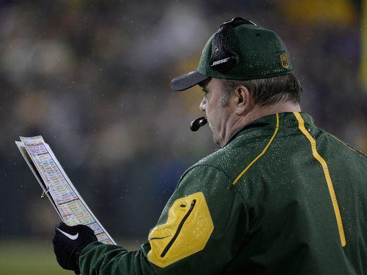 Nagler chat: Yes, McCarthy will still call plays