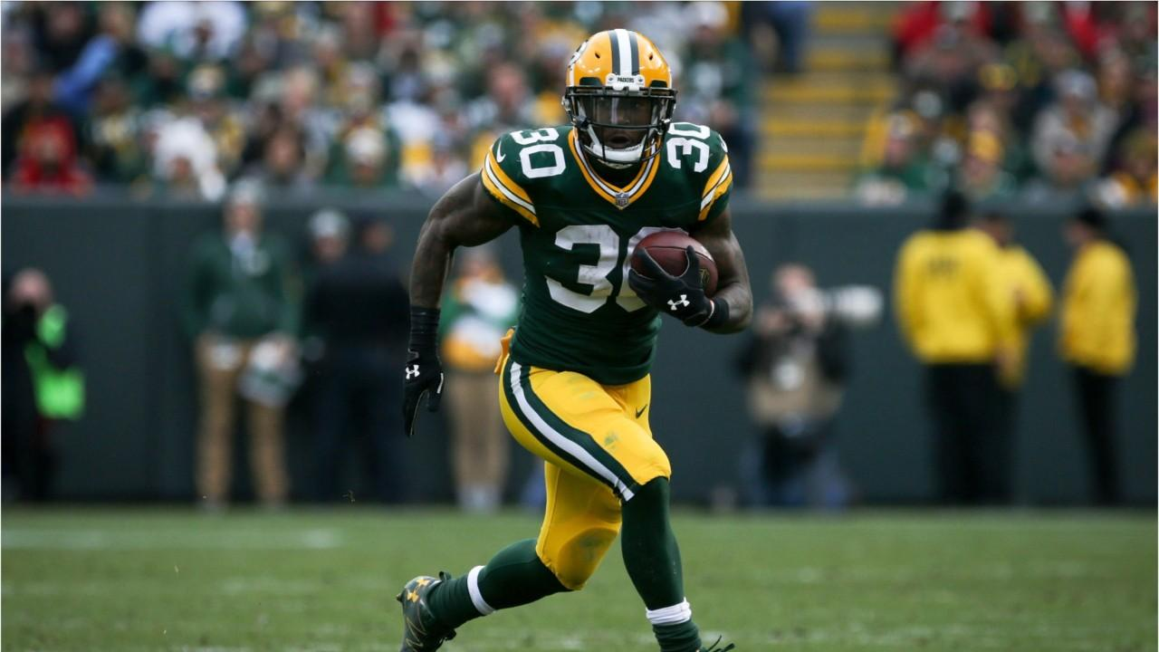 A quick look at where the Packers stand at running back and fullback heading into the offseason. (Feb. 8, 2018)