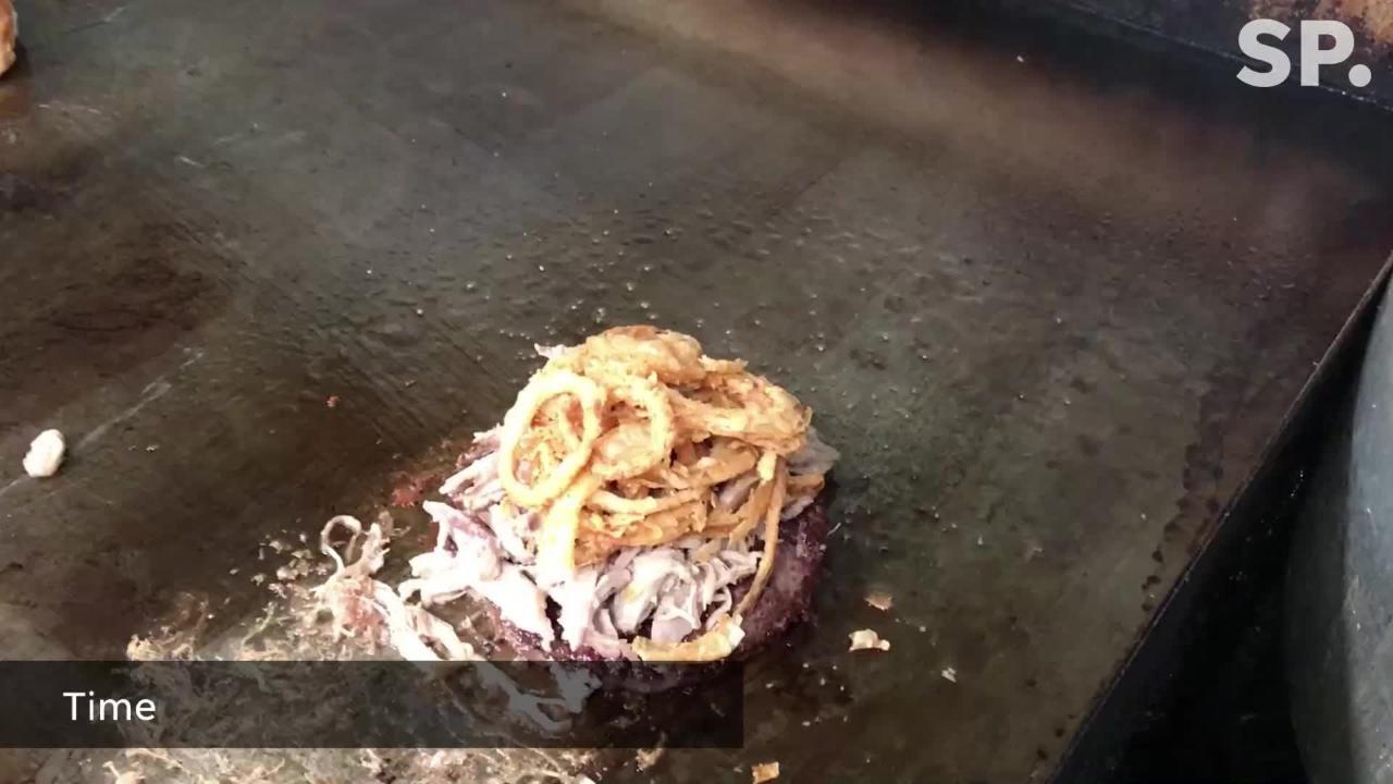 Duck Confit Burger | Hot Dish
