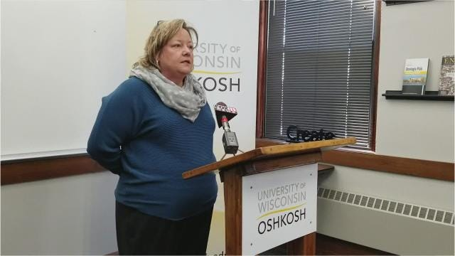 Pamela MacWilliams discusses UWO norovirus outbreak