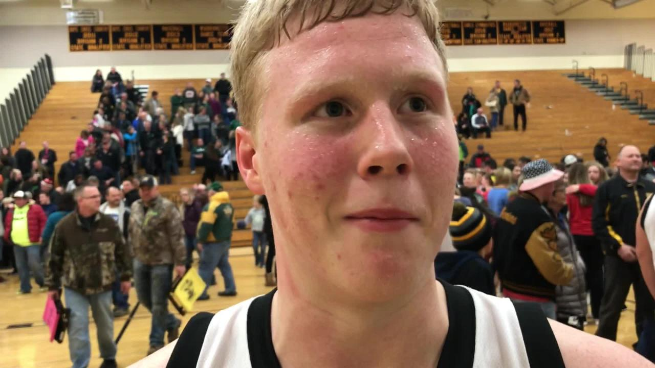 Waupun's Owen Thuene had a team-high 19 points in leading the Warriors past Kettle Moraine Lutheran on Thursday.