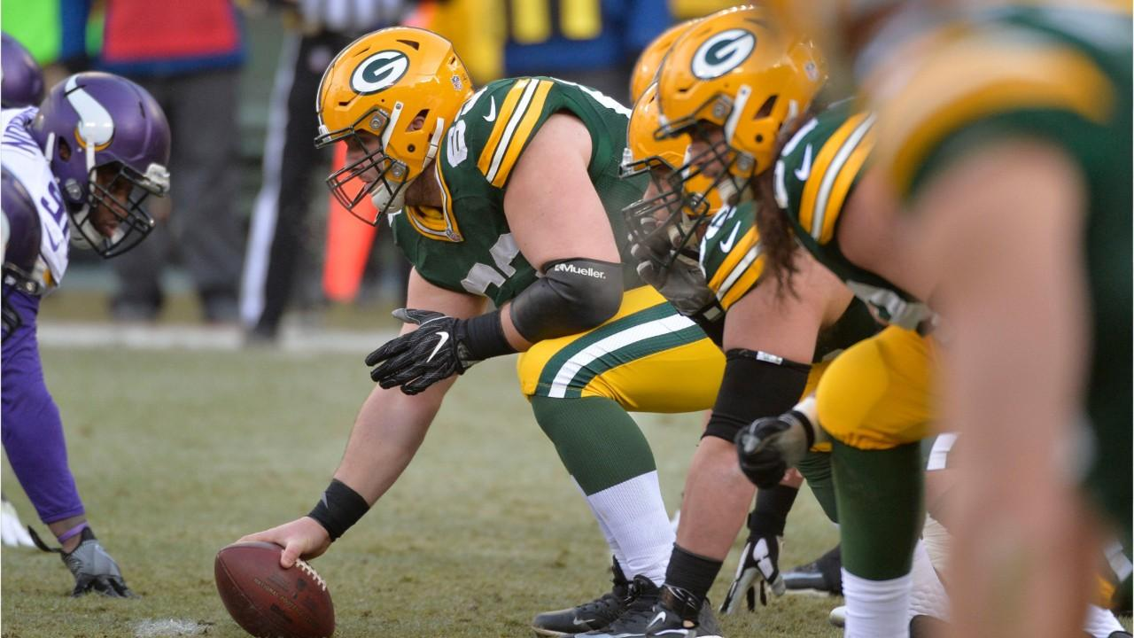 A quick look at where the Packers stand along the offensive line heading into the offseason