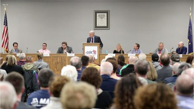 Here are the seven candidates asking to become Kaukauna's next mayor.