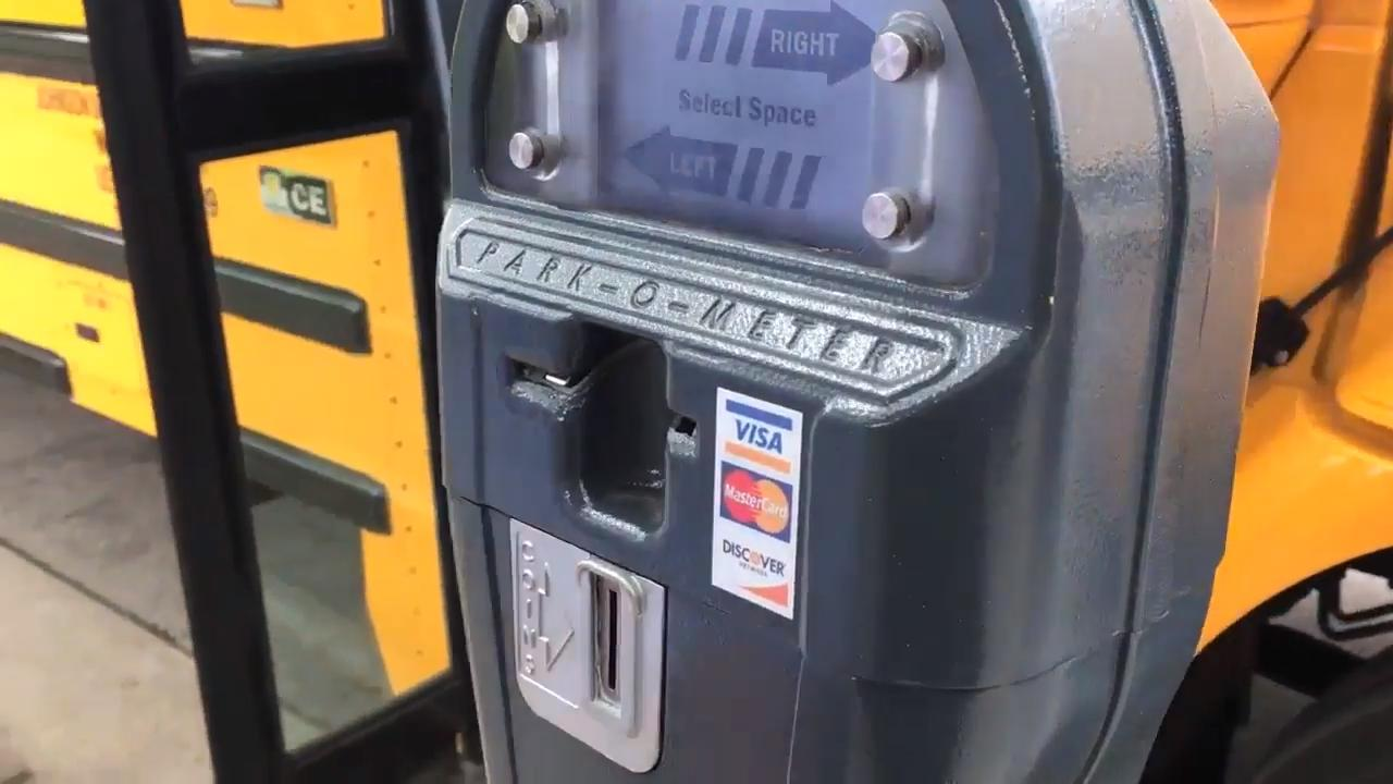 Journal Sentinel reporter Jim Nelson takes you on a tour of Milwaukee's newest parking meters.