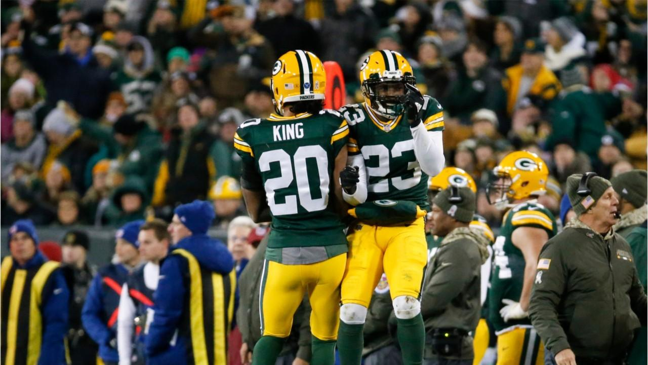 A quick look at where the Packers stand at the cornerback position heading into the offseason. (Feb. 13, 2018)