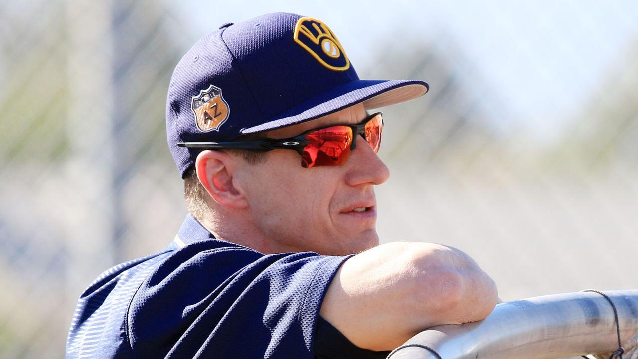 Milwaukee Brewers manager Craig Counsell has pitching concerns to address. He talked about some of his options at the 2017 Winter Meetings.
