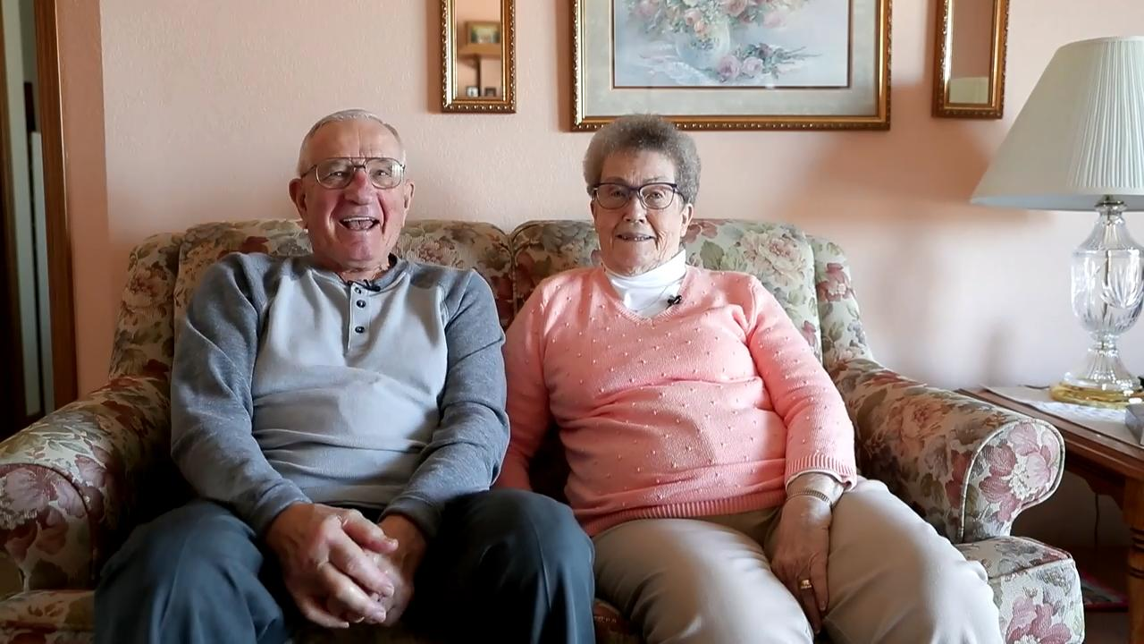 Green Bay area couples married more than 60 years talk about their lives together and how they've made it work for so long.