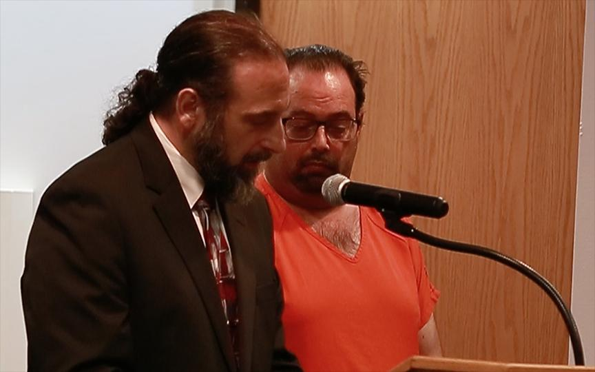 Robert Glazner was charged with homicide in his diabetic son's death Wednesday.