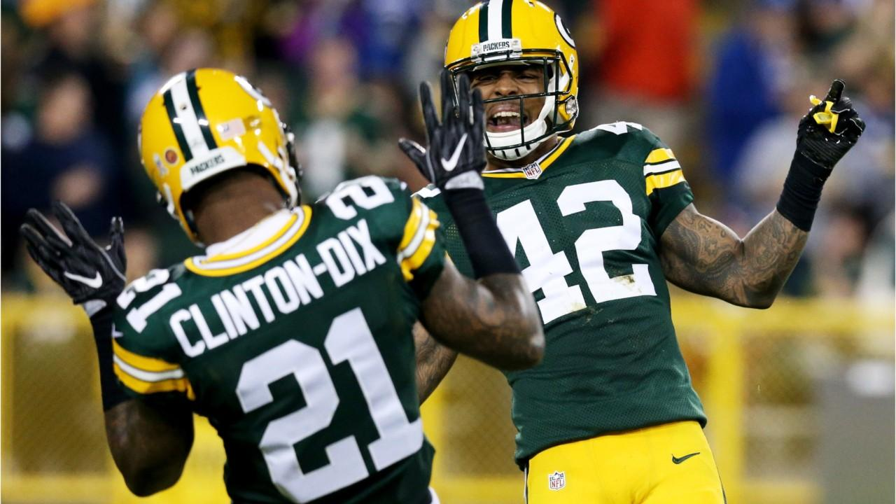 A quick look at where the Packers stand at the safety position heading into the offseason.