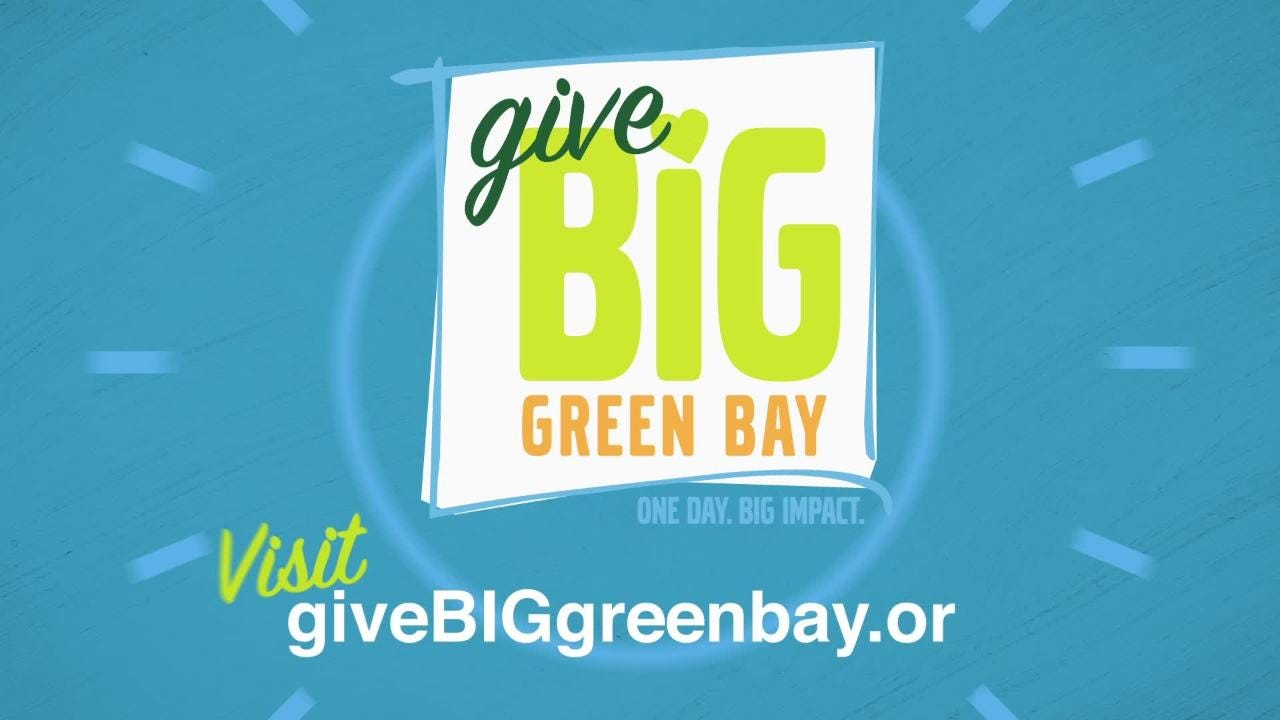Give Big Green Bay will offer residents the opportunity to give to local nonprofits on Feb. 27 & 28, 2018.