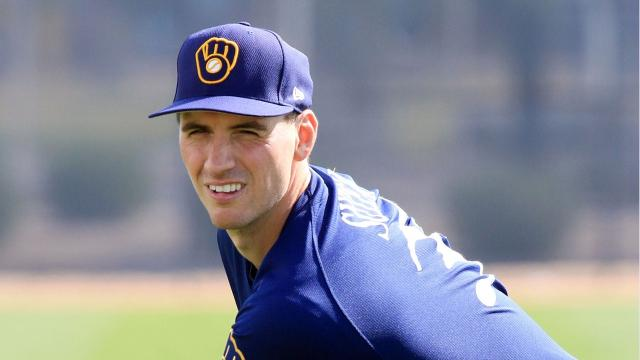 Milwaukee Brewers pitcher Brent Suter thinks the team is well-positioned to be a contender.