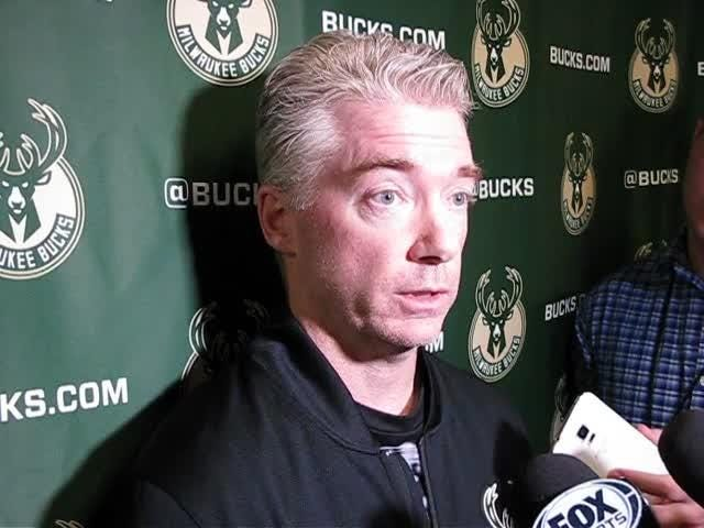 Milwaukee Bucks interim coach Joe Prunty discusses the Denver Nuggets, the current state of his team and the upcoming all-star break.
