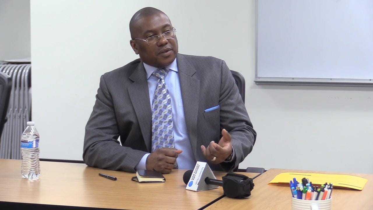 Oshkosh Area School District candidate Darrell Williams serves as the interim superintendent for the School District of Beloit. He has more than 25 years of experience.