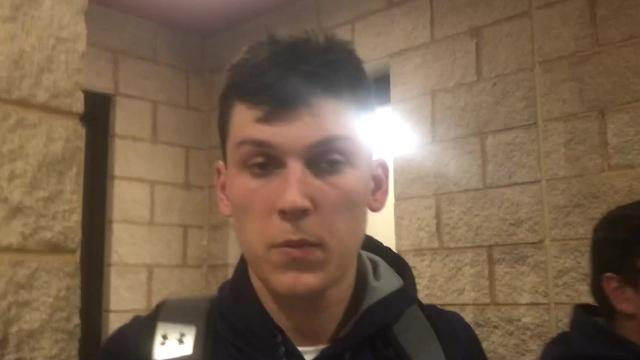Whitnall senior Tyler Herro talks about the team's victory over Pewaukee in the Woodland Conference championship game and gives his thoughts on the squad heading into the postseason.