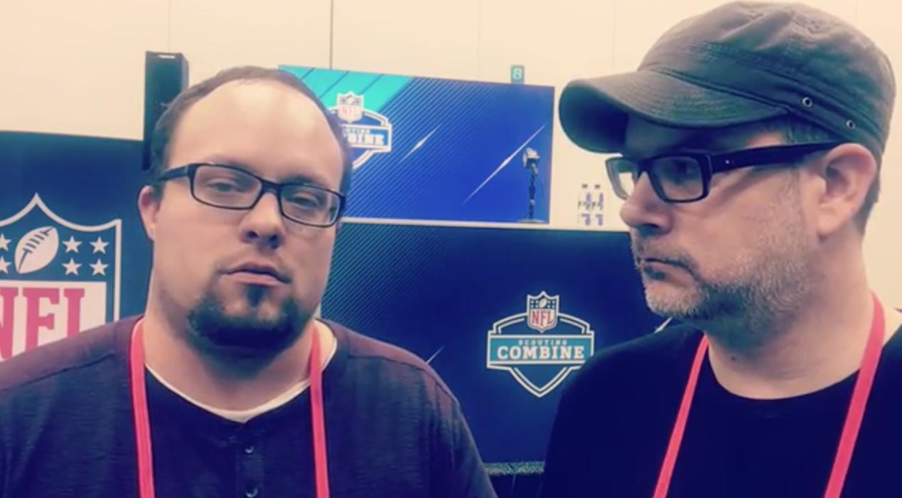 Aaron Nagler and Ryan Wood discuss Green Bay Packers head coach Mike McCarthy's plan to improve the attitude on defense. (Feb. 28, 2018)