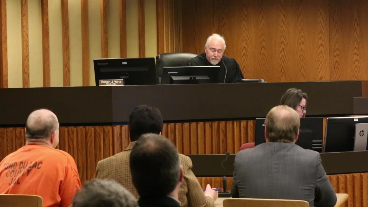 Several members of Beck's family spoke to the packed court room.