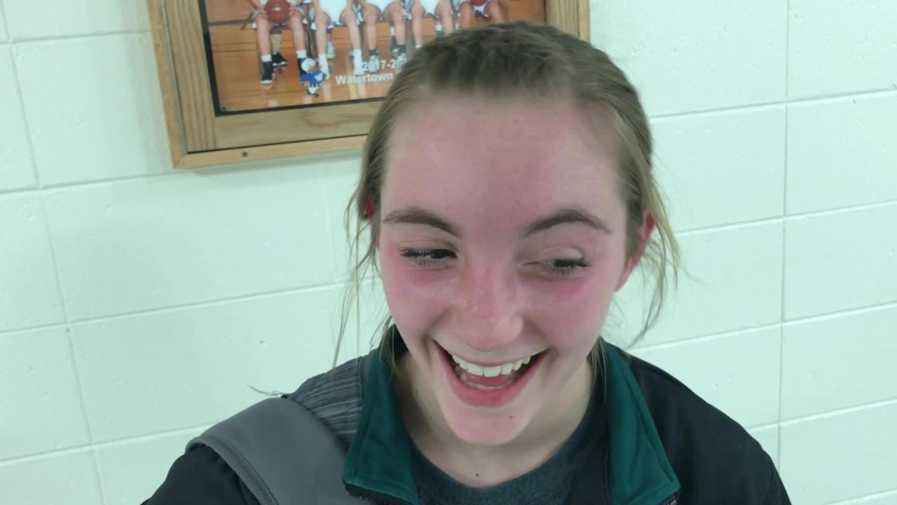 Freshman Alexys Smit scored nine second-half points and ignited Laconia's comeback with a 3-pointer in a WIAA Division 3 sectional semifinal win over Waupun