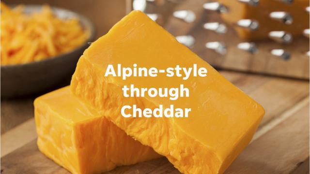 With the World Cheese Championships coming to Madison Tuesday, here's a short primer on selected Wisconsin cheeses. Part 1.