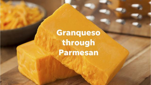 With the World Championship Cheese Contest coming to Madison Tuesday, here's a short primer on selected Wisconsin cheeses. Part 3.