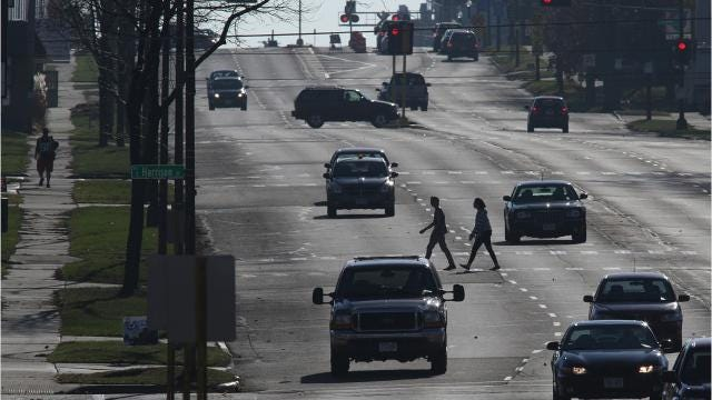 A stretch of North Central Avenue will be undergoing construction starting in July.