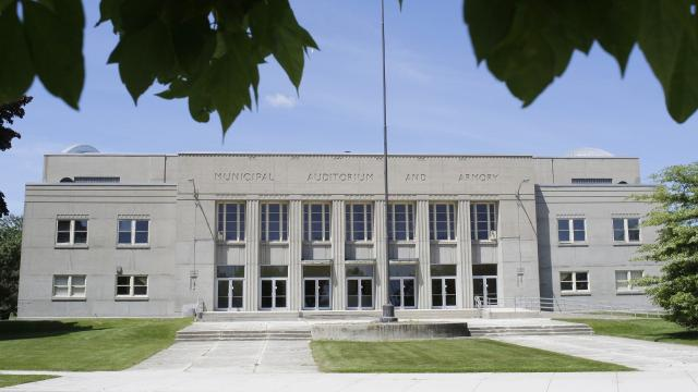 Sheboygan leaders have long discussed the future of the city's Armory. Those talks could conceivably conclude in 2018 as city officials weigh competing development proposals or an idea to take the building's future to voters in a referendum.
