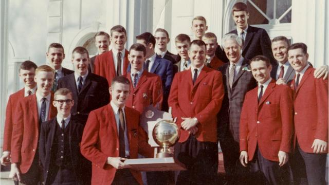 In 1968, the Manitowoc Lincoln boys basketball team completed a perfect 26-0 season which was capped by a victory in the state championship game over Beloit.
