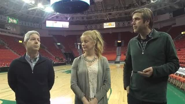 Robert Zizzo, Shelby Le Duc and Jeff Bollier preview the 2018 WIAA state girls basketball tournament, to be played Thursday-Saturday at the Resch Center in Ashwaubenon.