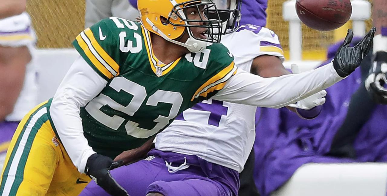 Aaron Nagler speaks with Pete Dougherty about the trade of Damarious Randall to the Cleveland Browns and the work ahead for GM Brian Gutekunst at the cornerback position.
