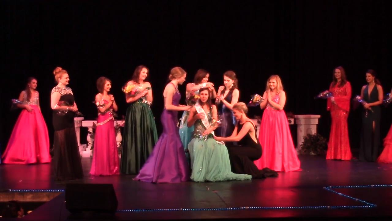 Scenes from the Miss Fond du Lac Scholarship Program Pageant.