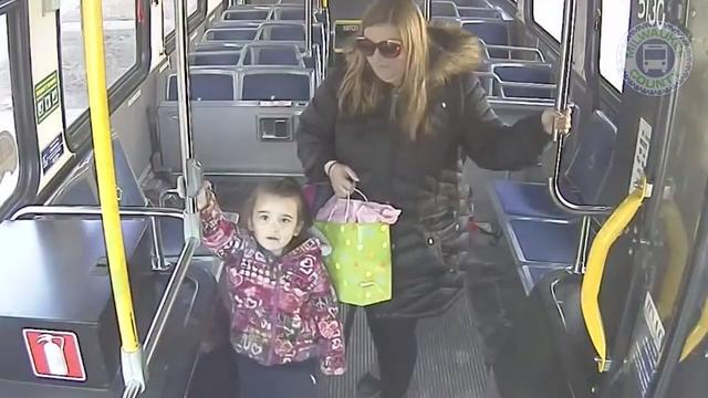 Sebastiana Balistreri is MCTS bus driver John Reed's favorite rider. Reed has been driving Sebastiana and her mother to work and school for months. Reed is changing routes and will no longer see her.
