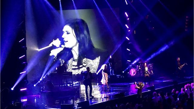Little Big Town was joined by Kacey Musgraves and Midland for a night of shimmering vocals at the Resch Center on March 15.