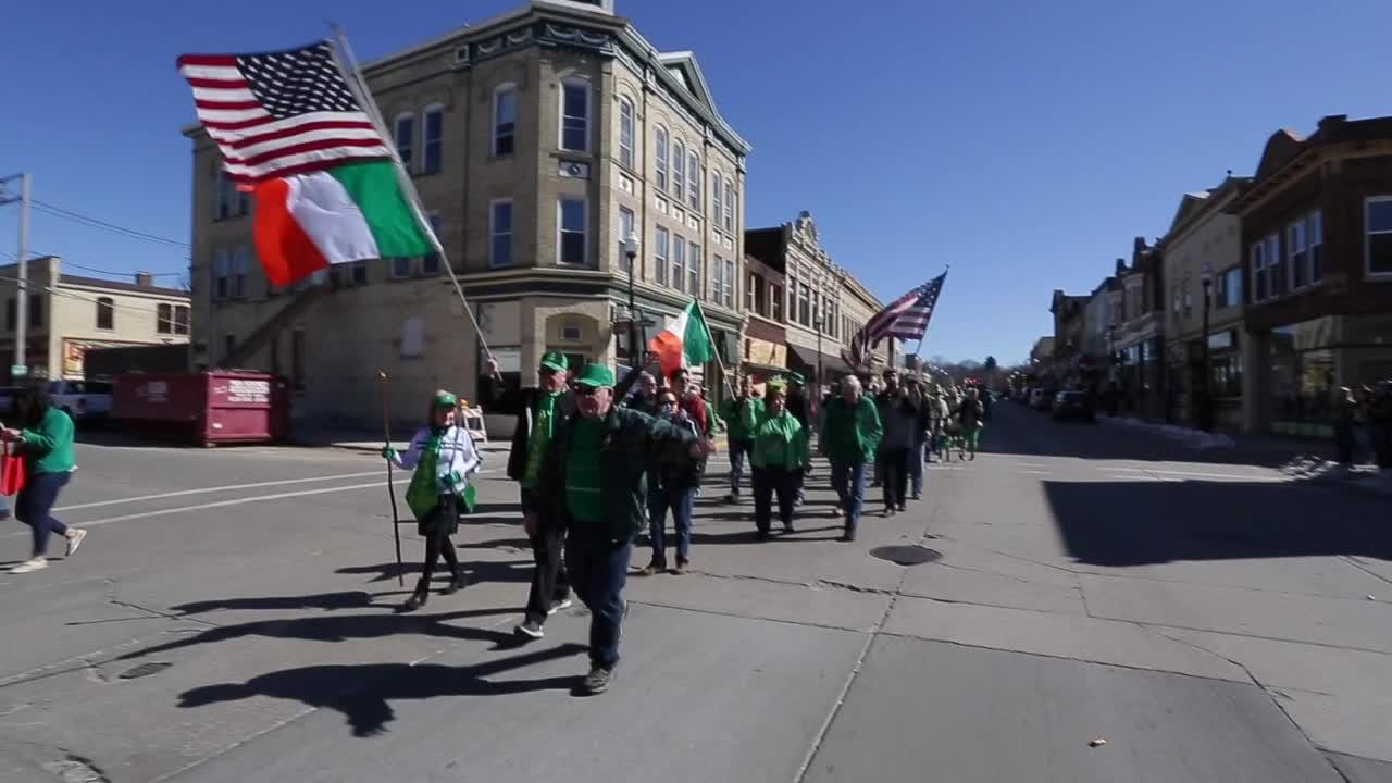 Plymouth's history Irish culture goes generations deep and St. Patrick's Day features a Irishman's Walk that leads to 52 Stafford, an Irish Inn and Pub.