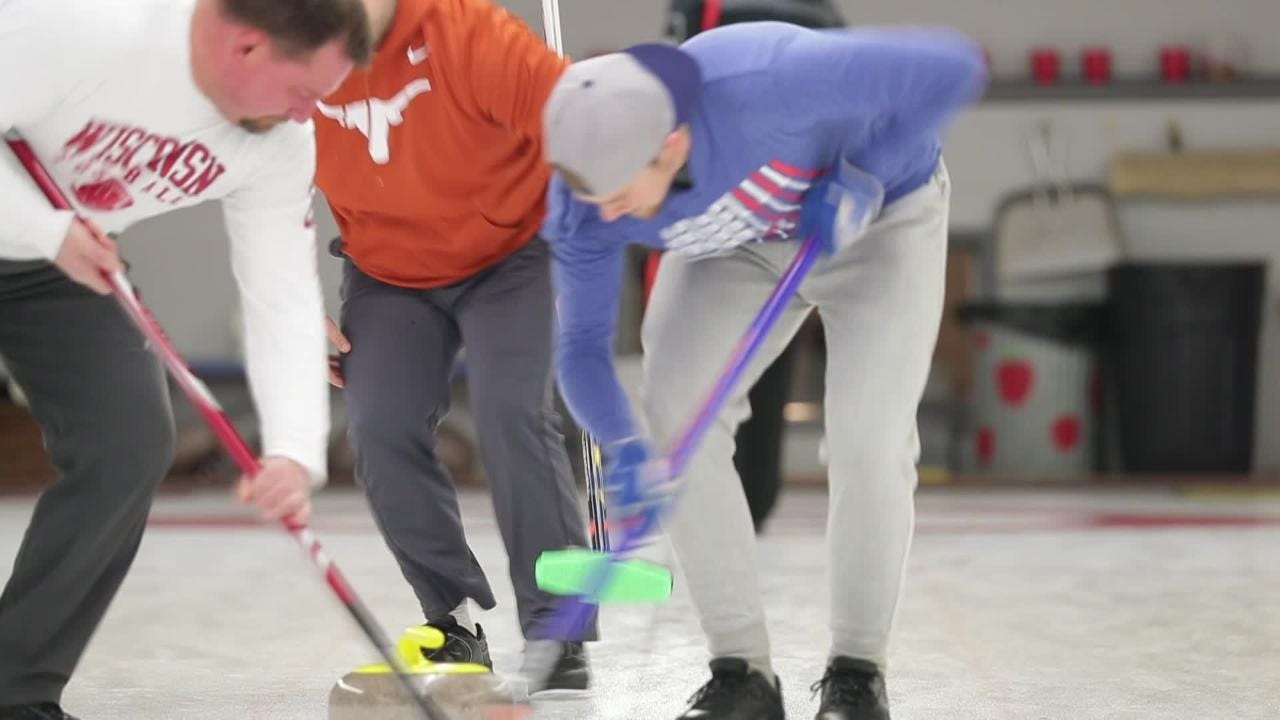 He'll tell you why curling was cool long before Matt Hamilton showed up.