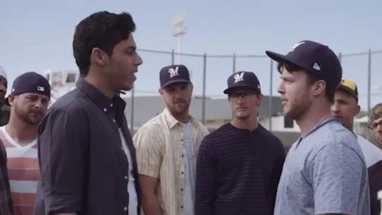 11f5724d035aa Several Milwaukee Brewers contribute to remake of  The Sandlot