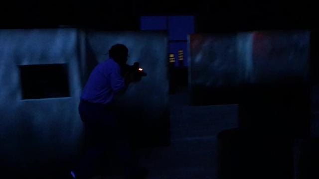 After more than two years of plans, lifelong Marshfield residents Mike and Nicole Schreiner are ready for laser tag, redemption arcade vision to open.
