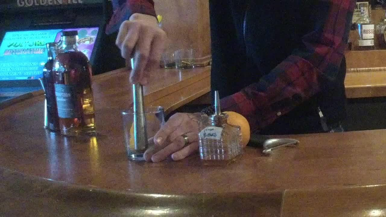 Is this the most 'Wisconsin' cocktail ever?