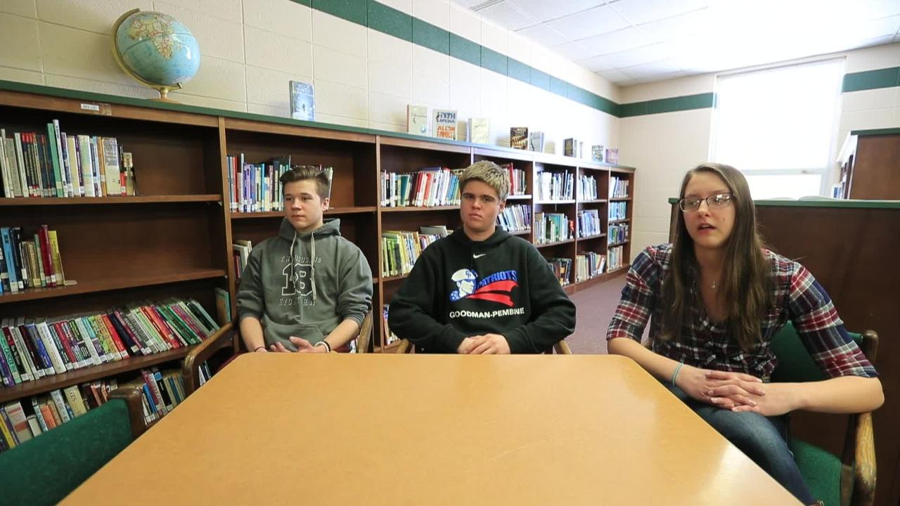 A look at the community and the challenges of the Goodman-Armstrong Creek school district, one of the smallest school districts in Wisconsin.