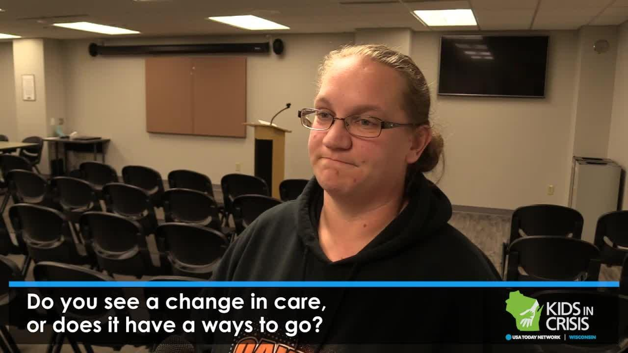 Kids in Crisis: Fond du Lac town hall reactions