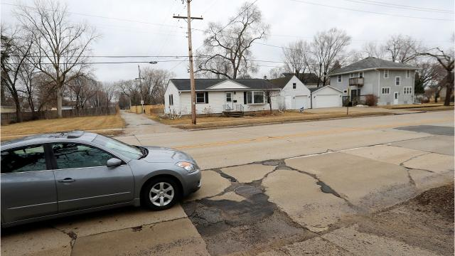 The city will begin a two-year rebuild of Webster Avenue, north of University Avenue, this year.