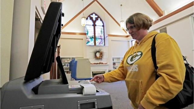 Here's what you need to know about voting in Tuesday's election.