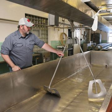 Cheese-maker stepping up to help save four family farms as dairy crisis  deepens