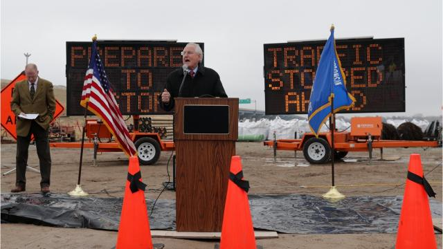 To raise awareness and educate drivers, officials got together Thursday to emphasize the importance of individual responsibility for drivers in construction zones.