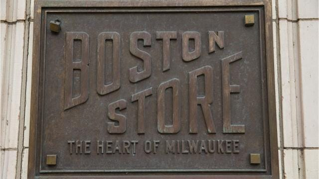 A Historical Look at Milwaukee's Boston Store.