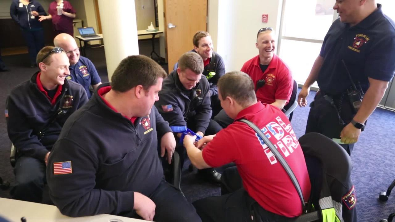 Stop The Bleed is a program aimed at teaching the public how to stop bleeding from serious wounds.